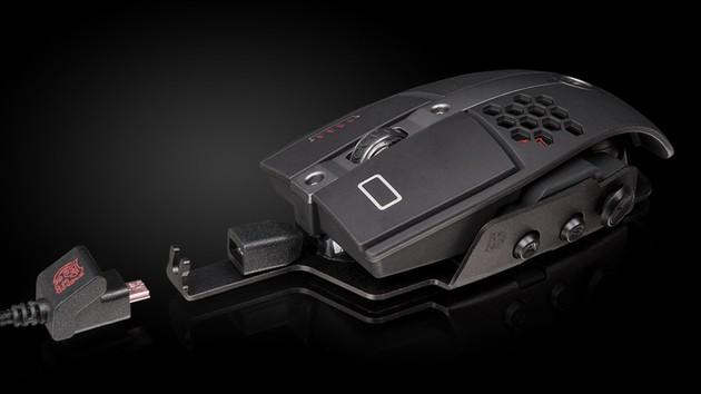 Tt eSports Level 10M Hybrid: Dank Bugsporn auch mit Funkübertragung