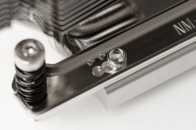 Alle Kühler können um 3 oder 6 Millimeter versetzt werden