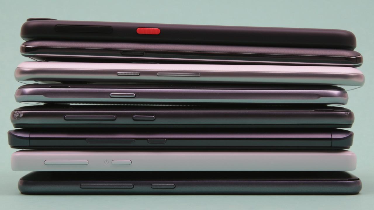 Bitkom: Große Smartphones in Deutschland immer beliebter