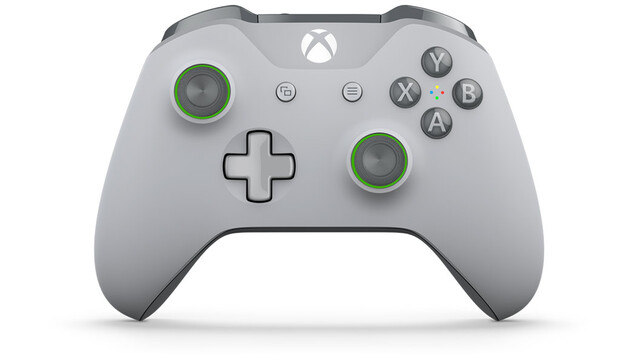 Xbox Wireless Controller – Green/Grey