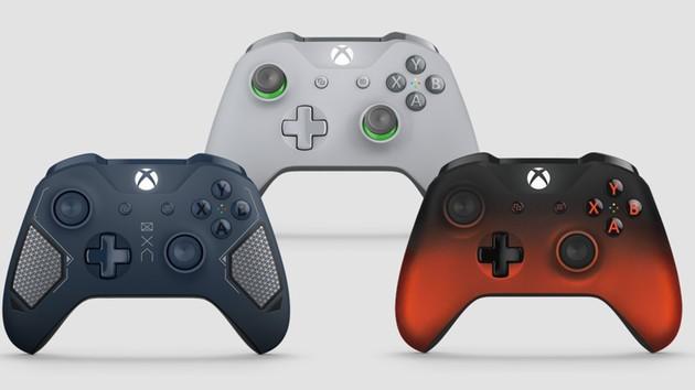 Xbox One Controller: Neue Farben und kleinerer PC-Empfänger ...