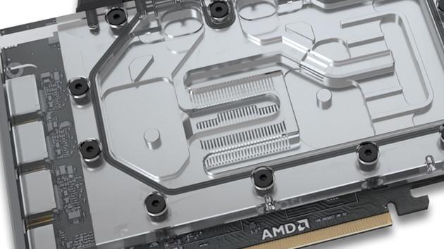 EK Water Blocks: Wasserkühler für AMD Vega kommen