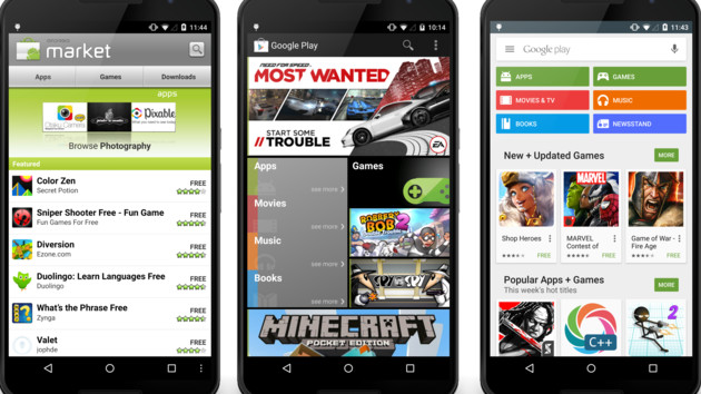 Google Play Store: Google straft instabile Android-Apps ab