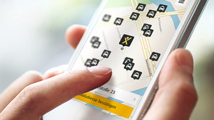 mytaxi: Windows-Phone-App ab 1.September ohne Funktion