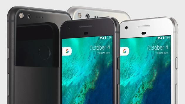 Google Pixel 2: Foto zeigt das kleine Flaggschiff-Smartphone
