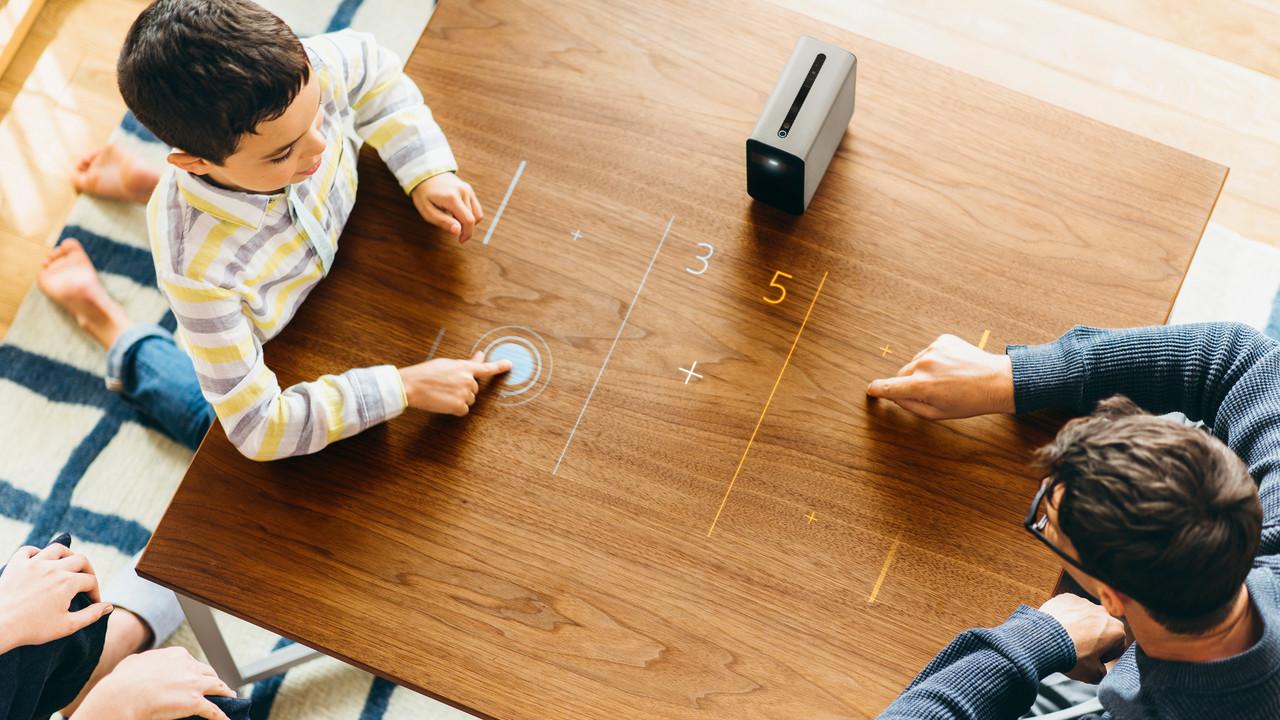 Sony Xperia Touch im Test: Ein bisschen Zukunft schon heute