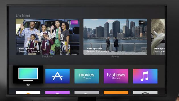 Set-Top-Box: Apple TV mit 4K und HDR deutet sich an