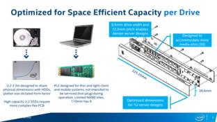 Die Ruler-SSD ist über 30 cm lang