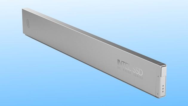 Intel: SSDs mit Petabyte-Kapazität nur mit neuem Formfaktor
