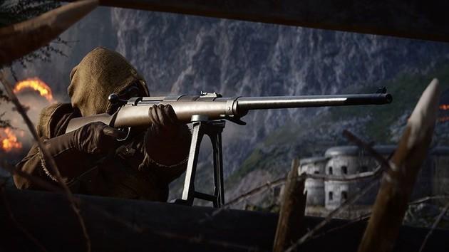 Battlefield 1: Klassen können sich bald spezialisieren