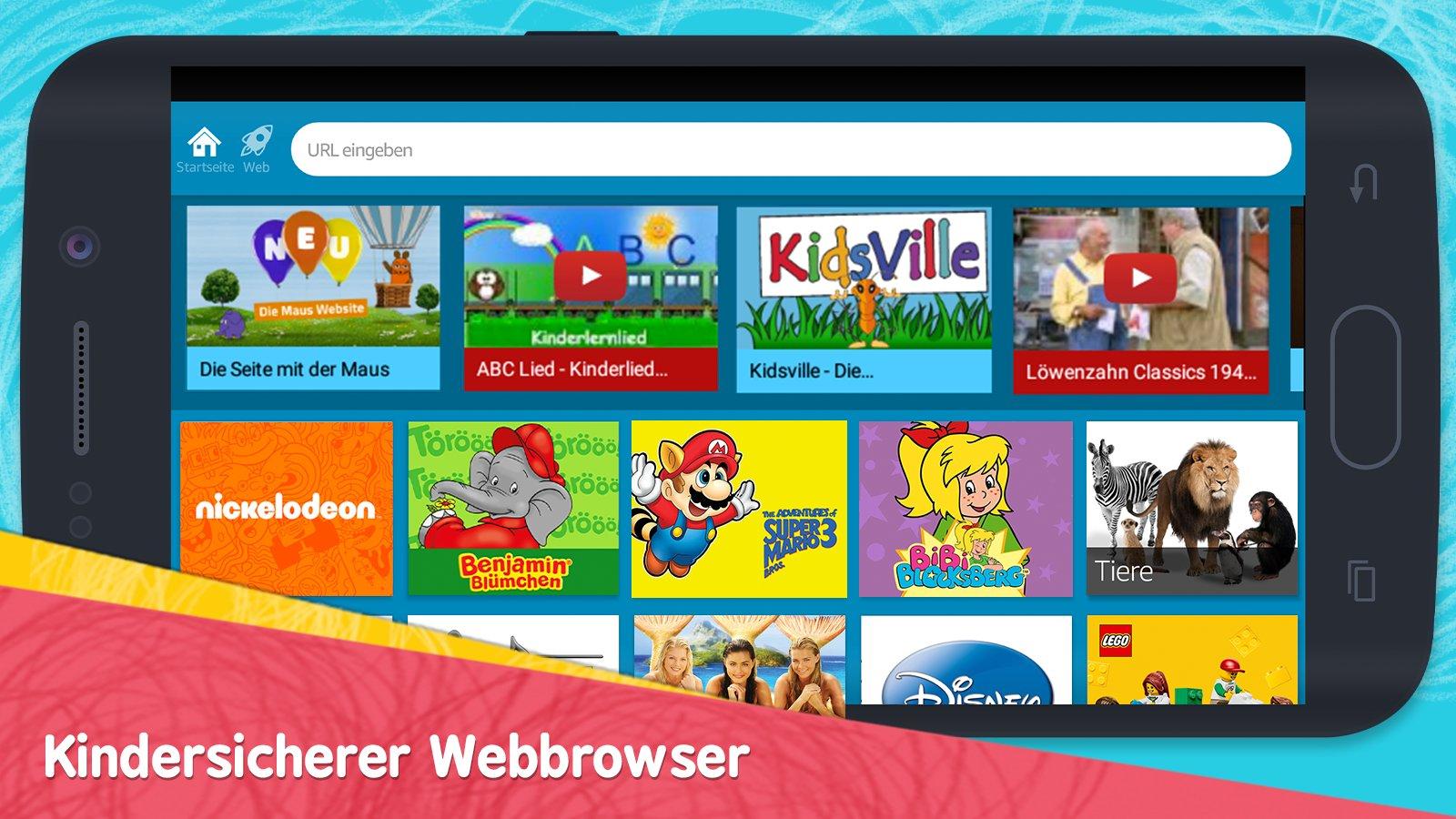Abgesicherter Webbrowser