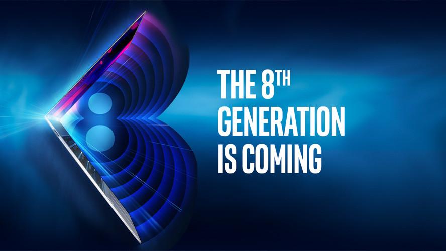 8. Generation Core i: Intel stellt Notebook-CPUs am 21. August auf Facebook vor