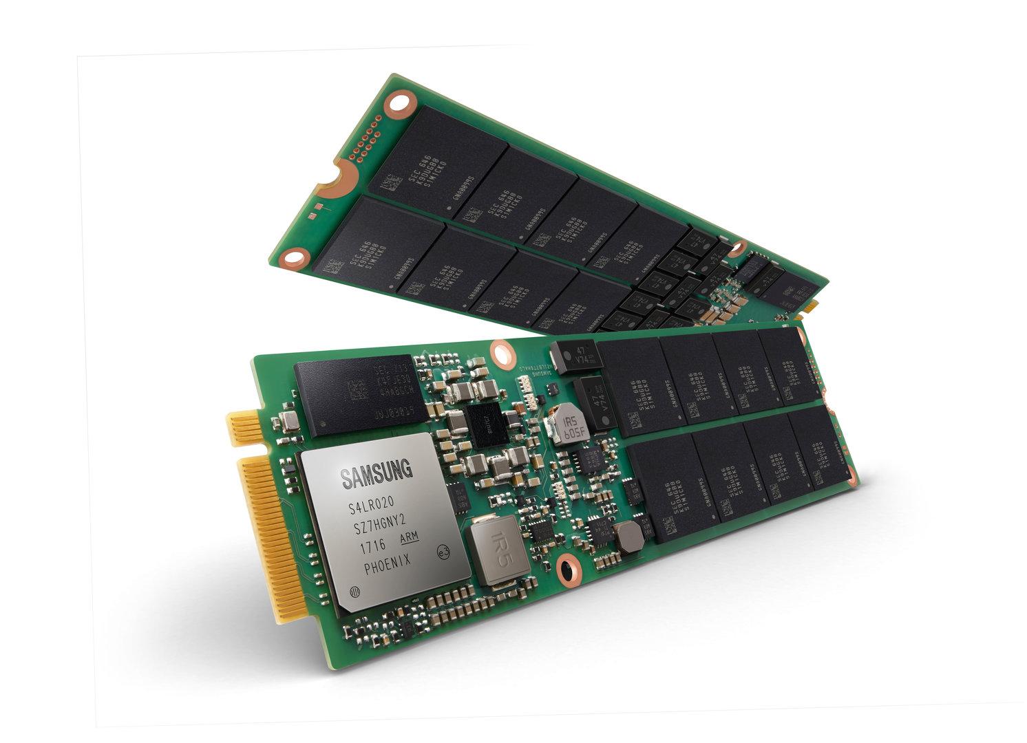 "Samsungs ""NGSFF SSD"""