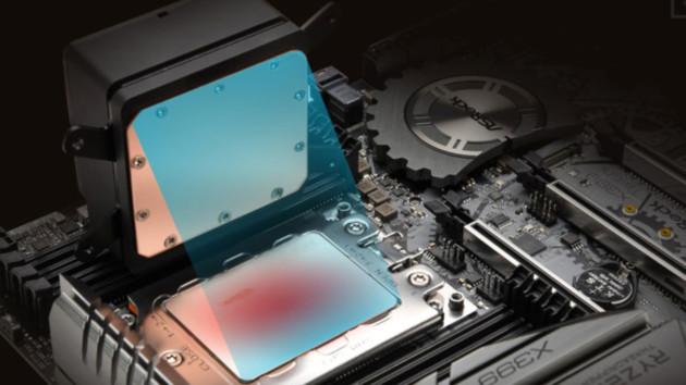 Enermax LiqTech TR4 240/360: AiO-Wasserkühlung deckt Threadripper komplett ab