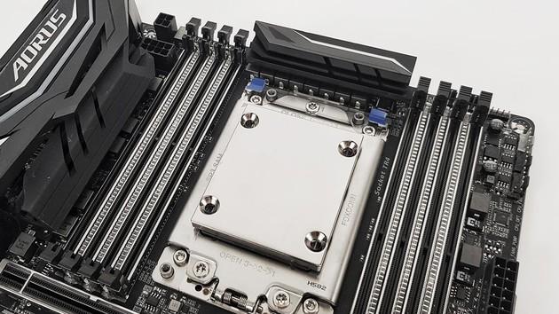 AMD Threadripper: Diese Wasserkühler für TR4 sind in Planung