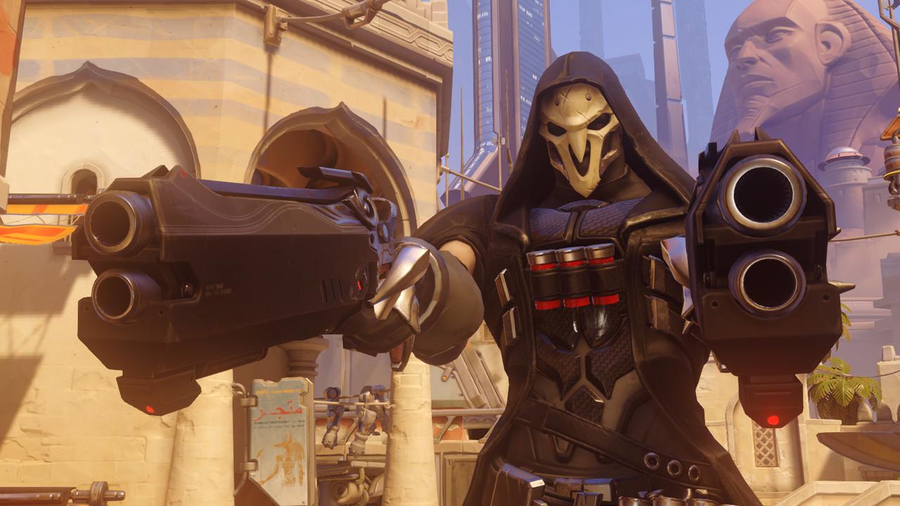 Overwatch: Künftig mit (Team)-Deathmatch und neuer Karte