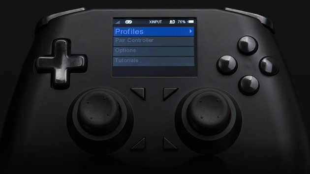 All Controller: Universales Gamepad auf Kickstarter