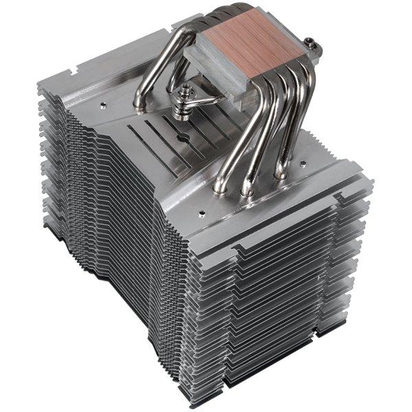 """Alpenföhn Brocken 3: CPU-Auflagefläche mit """"Gapless HDT"""""""