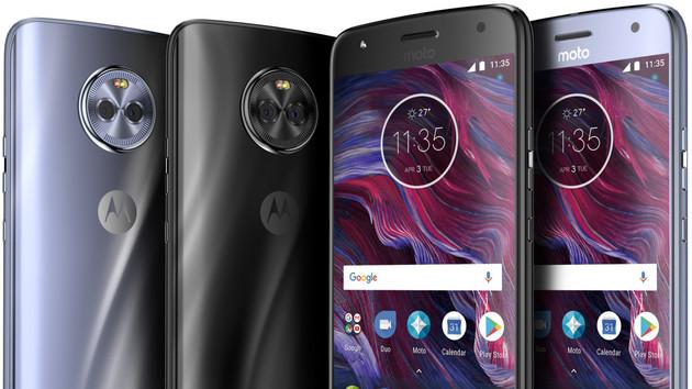 Motorola: Bilder des Moto X4 zeigen zwei Farbvarianten