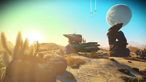 No Man's Sky: Spiel und Vision nähern sich an