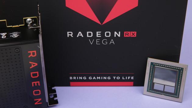AMD Radeon: RX Vega 64 und Vega 56 in der Redaktion im Test
