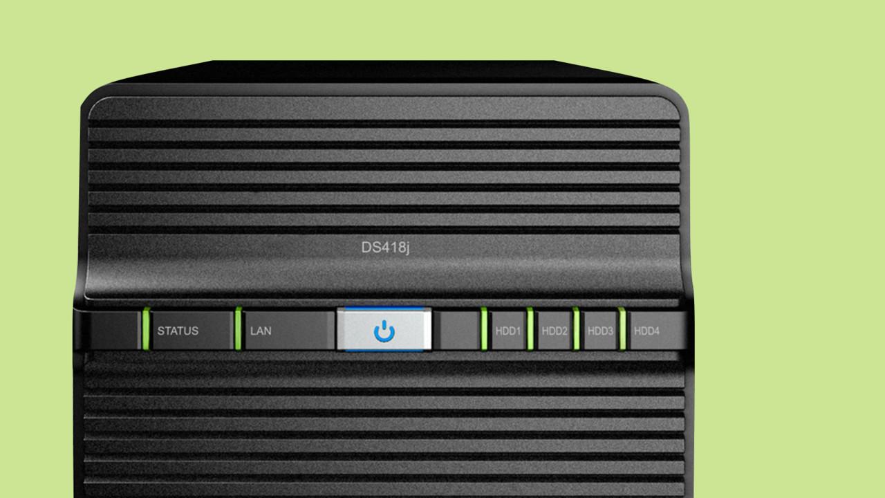 Synology DS418j: Neues SoC und mehr RAM für das 4-Bay-Einstiegs-NAS