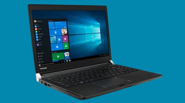 "Toshiba Portégé A30-D: Business-Notebook mit IPS-Display in 13,3"" für 990 Euro"