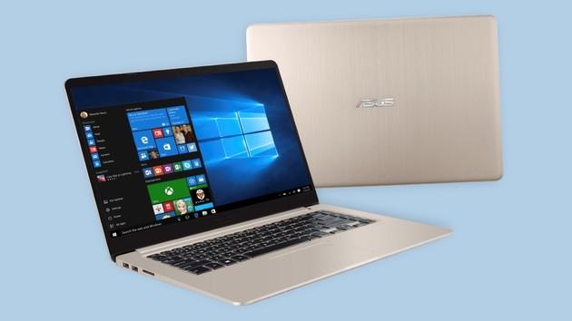 Asus VivoBook S15: 15,6-Zoll-Notebook mit und ohne Nvidia-GPU ab 649 Euro