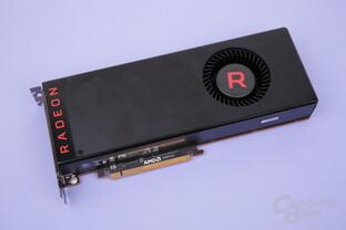 Die AMD Radeon RX Vega 64