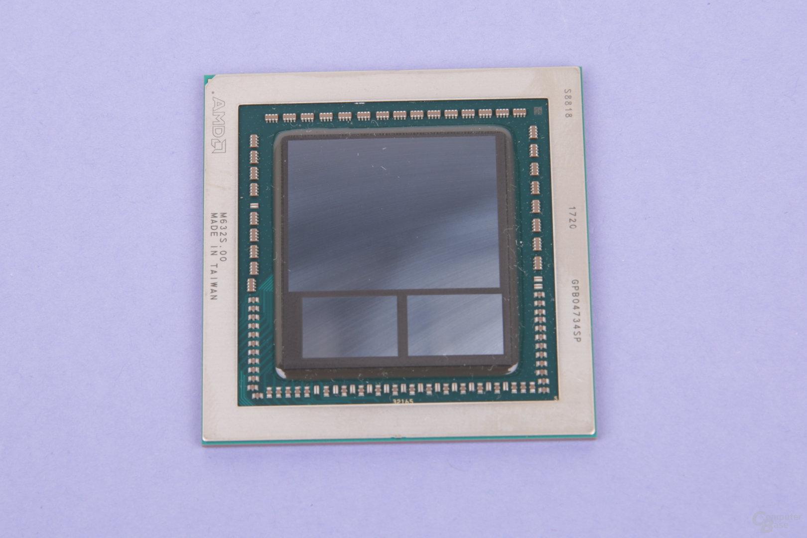 Die Vega-10-GPU