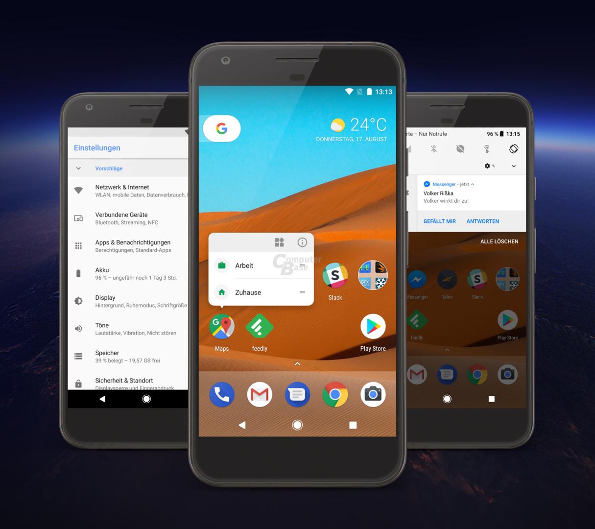 Android 8.0 ist ein gutes, aber kein bahnbrechendes Update