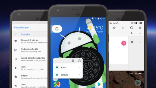Android 8.0 Oreo im Test: Die wichtigsten Veränderungen im Überblick