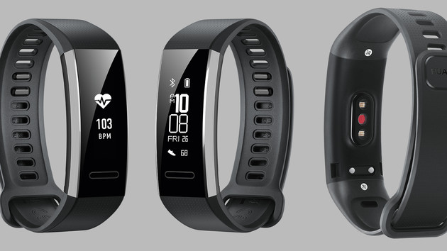 Huawei Band 2 Pro: Fitness-Tracker mit GPS ab Ende August für 99 Euro