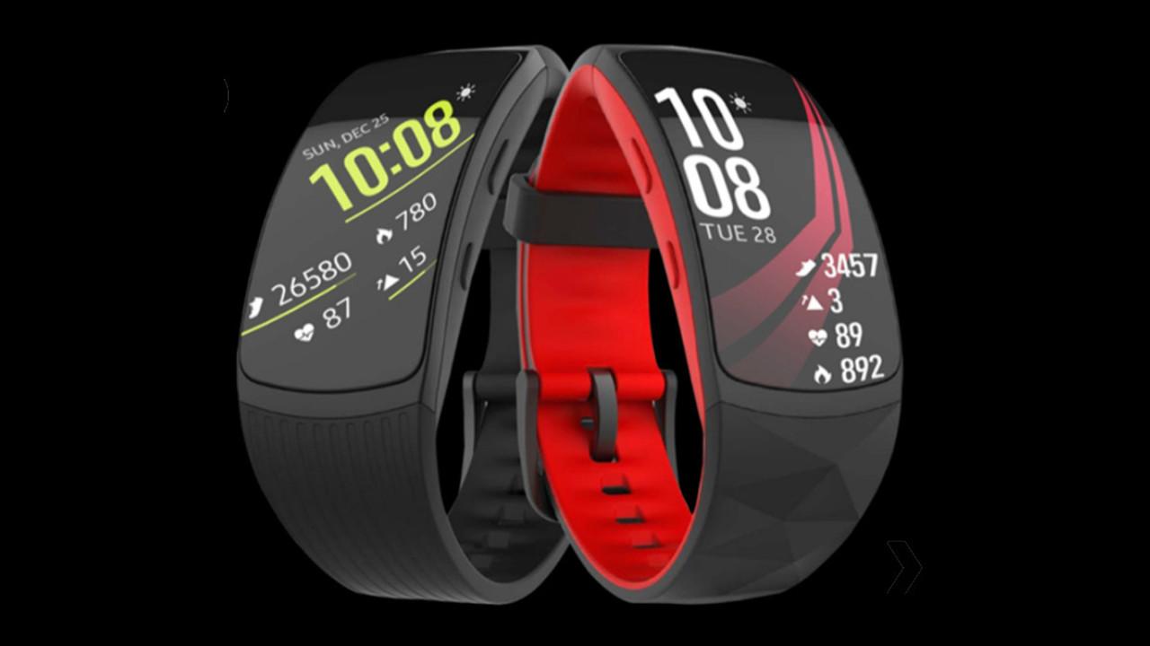 Gear Fit2 Pro: Samsung plant Fitness-Tracker fürs Schwimmen