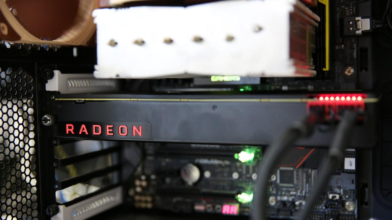 Radeon RX Vega: Hohe Mining-Leistung ist Fluch und Segen zugleich