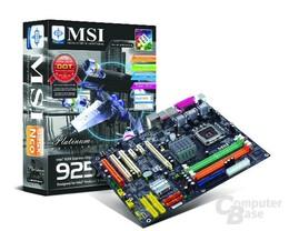 MSI 925X NEO Platinum