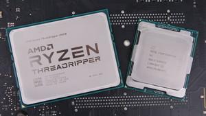 Ryzen Threadripper vs. Core X im Test: 1900X und i7-7820X mit acht Kernen im Duell