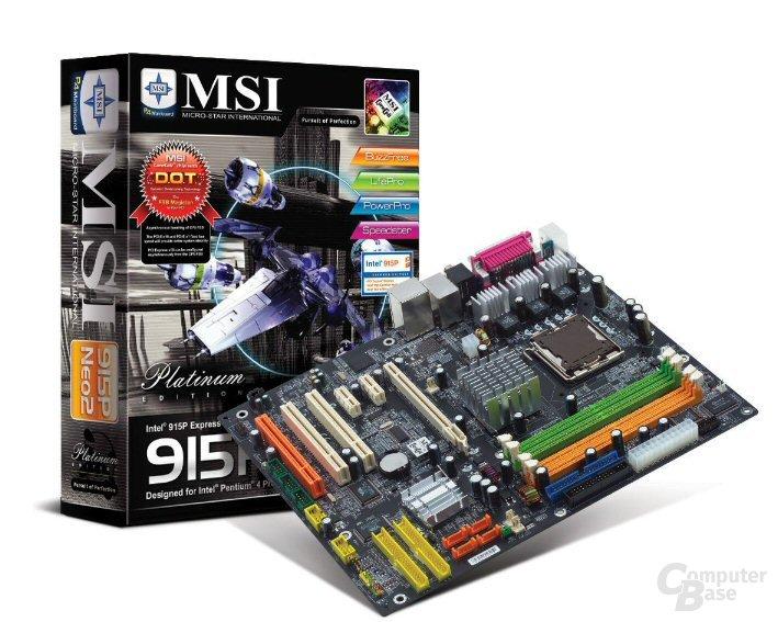 MSI 915P Neo2 Platinum