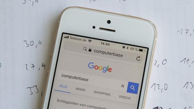 Google: Mit drei Milliarden US-Dollar zur iPhone-Suchmaschine