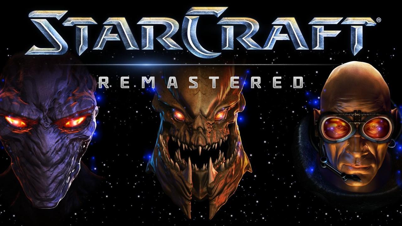 Blizzard: StarCraft Remastered ab sofort verfügbar
