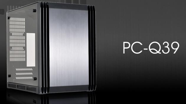 Lian Li PC-Q39: ITX-Würfel mit zwei Kammern, Echtglas und USB 3.1 Type C