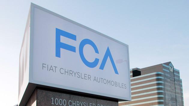 Fiat Chrysler beteiligt sich an Bündnis für Roboterautos