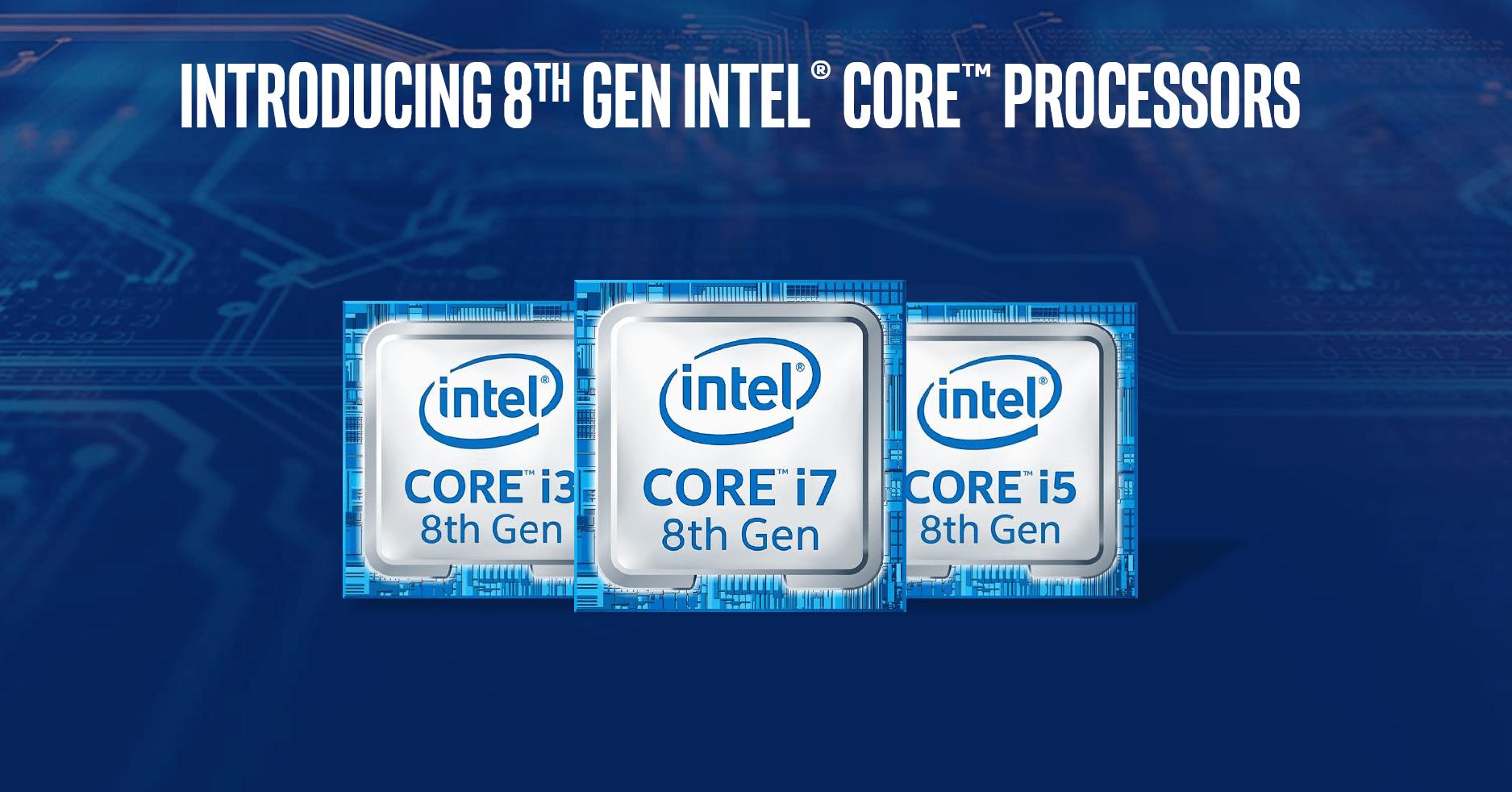 Achte Generation Core