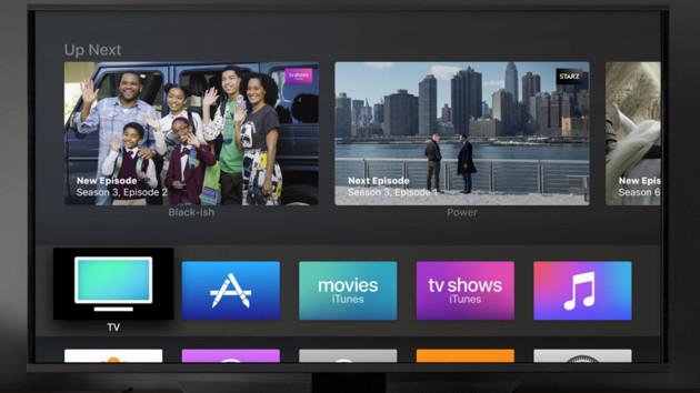 Apple: 1 Milliarde US-Dollar für TV-Produktionen