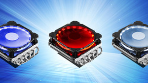 Jonsbo HP-625: 77 Millimeter kühlen 150 Watt unter buntem Licht