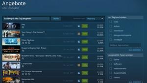 Valve: Vergabe kostenloser Steam-Keys wird restriktiver