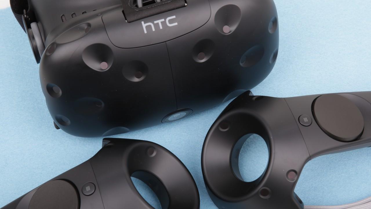 Preissenkung: HTC macht VR-Headset Vive 200 Euro günstiger