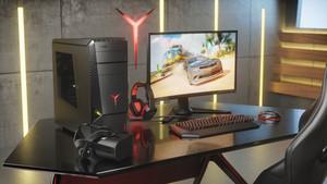 Legion Y520, 720, 920 Tower: Gaming-PCs mit AMD Ryzen oder Wasserkühlung