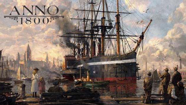 Anno 1800: Mit Dampfschiffen in die Industrialisierung