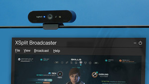 Logitech Brio Stream Edition: 4K-Webcam mit Streamer-Software